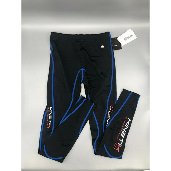 KINETIK Performance Long Pants Yoga Athlete Small